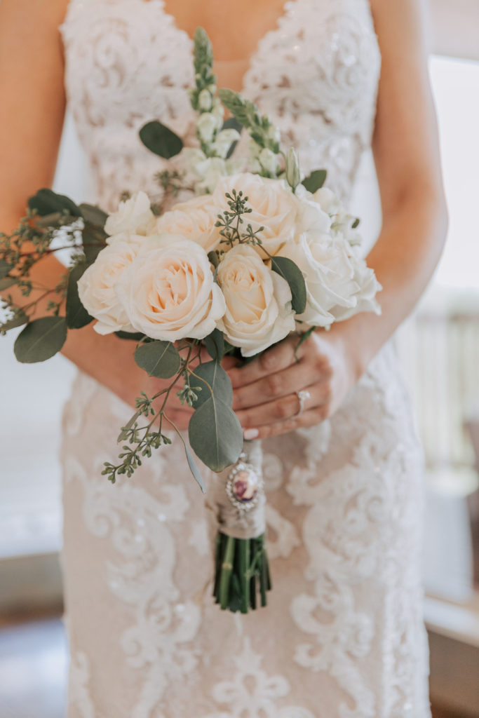 Florals | The Magnolia Venue | The Smoky Mountains | Photography by Miss Riss Photography