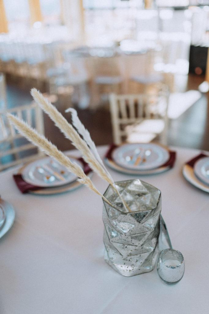 Table Decor | The Magnolia Venue | Pigeon Forge, TN | Derek Halkett Photography