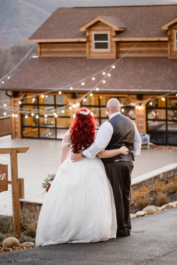 Couple Portrait | The Magnolia Venue | Erin Morrison Photography | Custom Love Event Planning