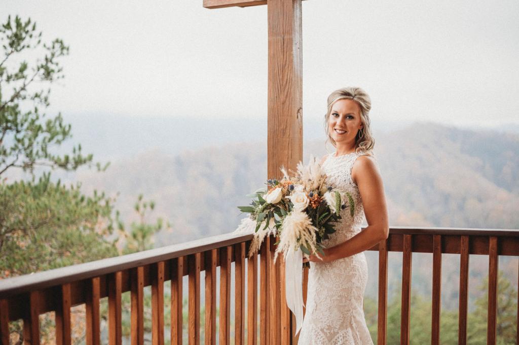 Bride Portrait | The Magnolia Venue | Custom Love Event Planning