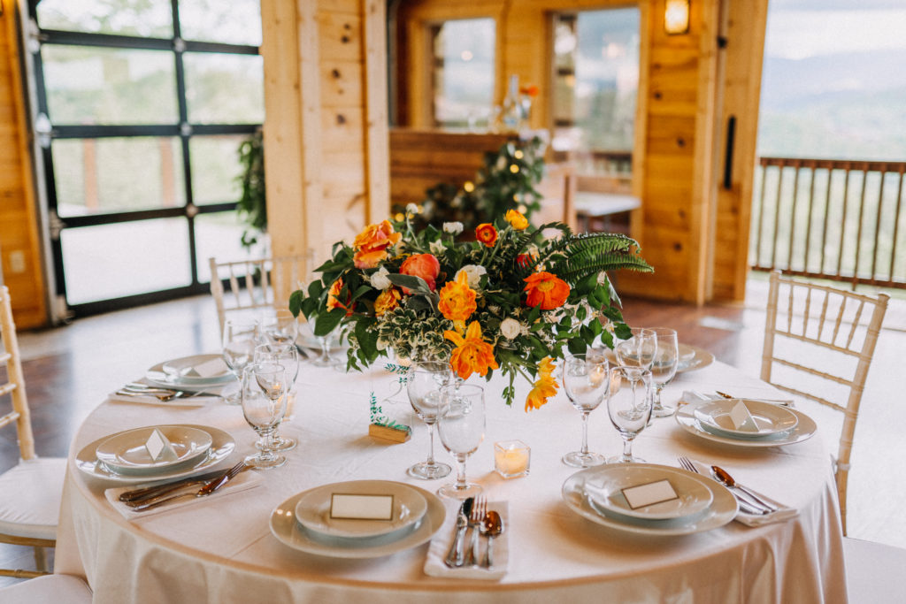 Table Decor | Elite Planning | The Magnolia Venue | Derek Halkett Photography