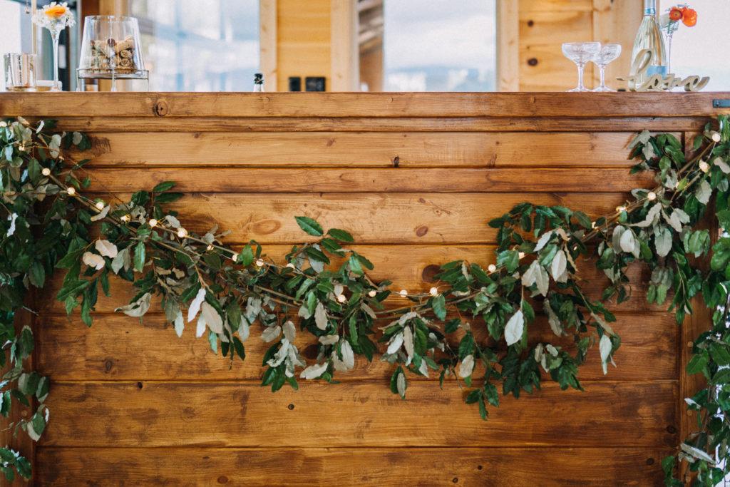 Cedar Bar | Decor | Elite Planning | The Magnolia Venue | Derek Halkett Photography