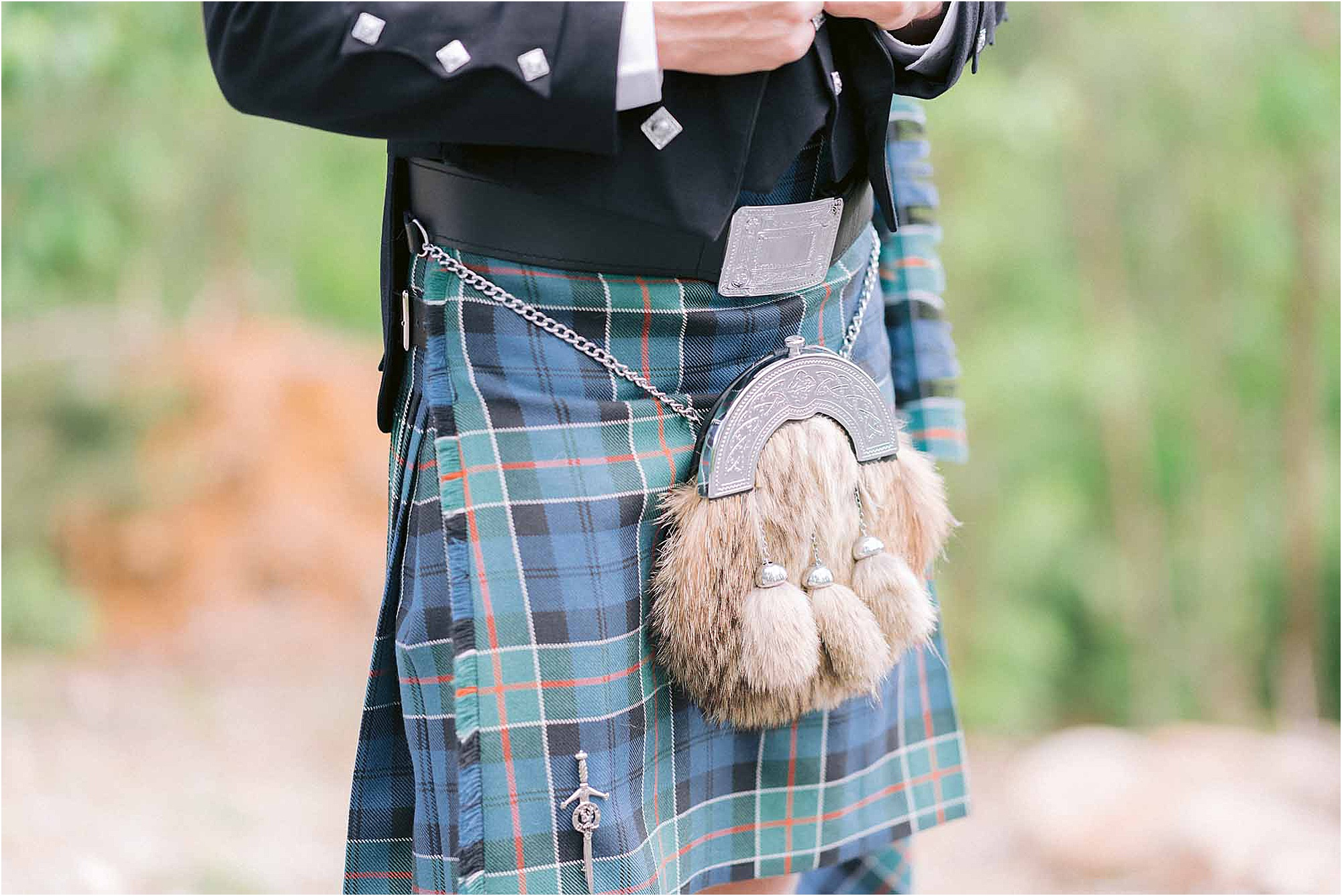 groom Scottish Wedding outfit