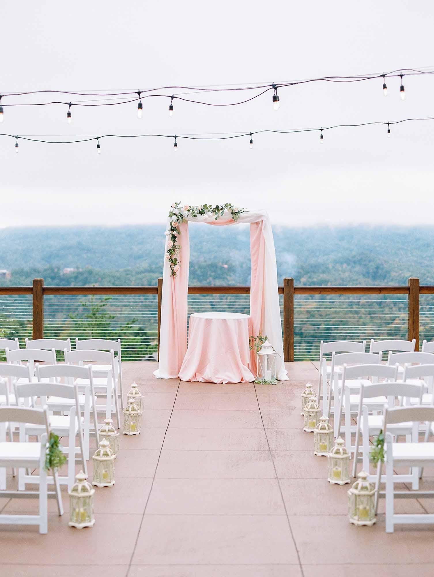 Traditional Wedding Arch Ideas