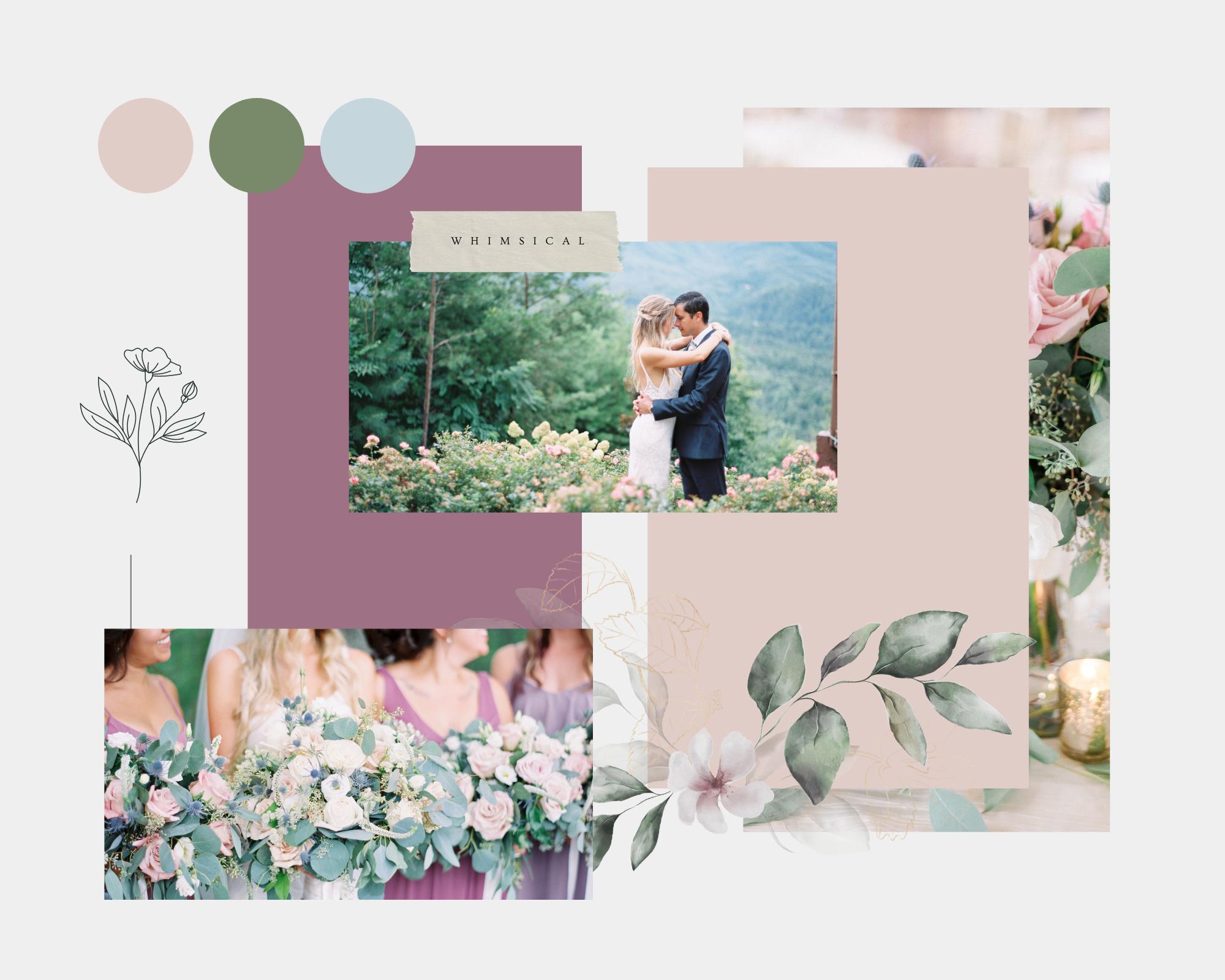 Ethereal Wedding Style