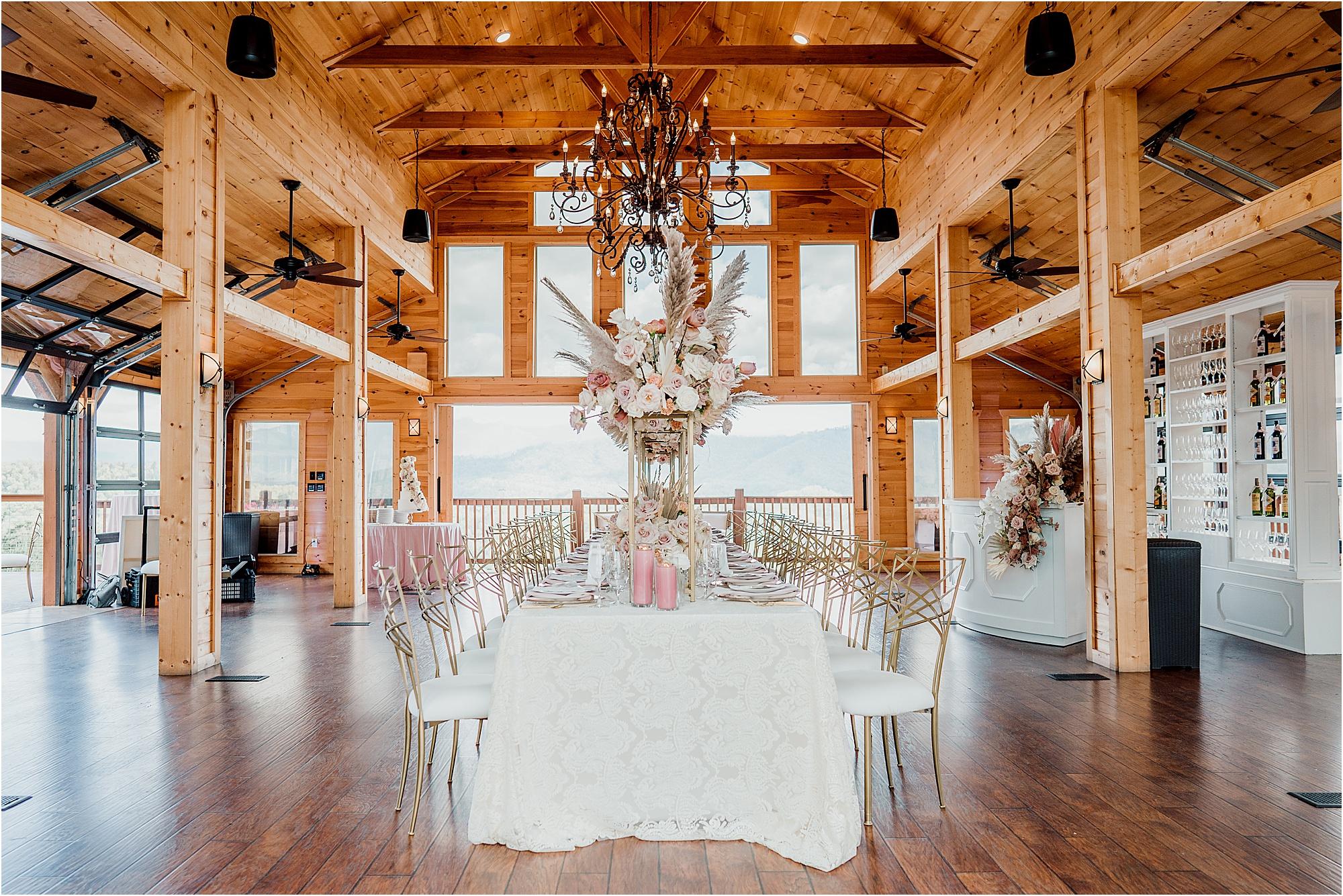 Grand Hall at Fairytale Wedding