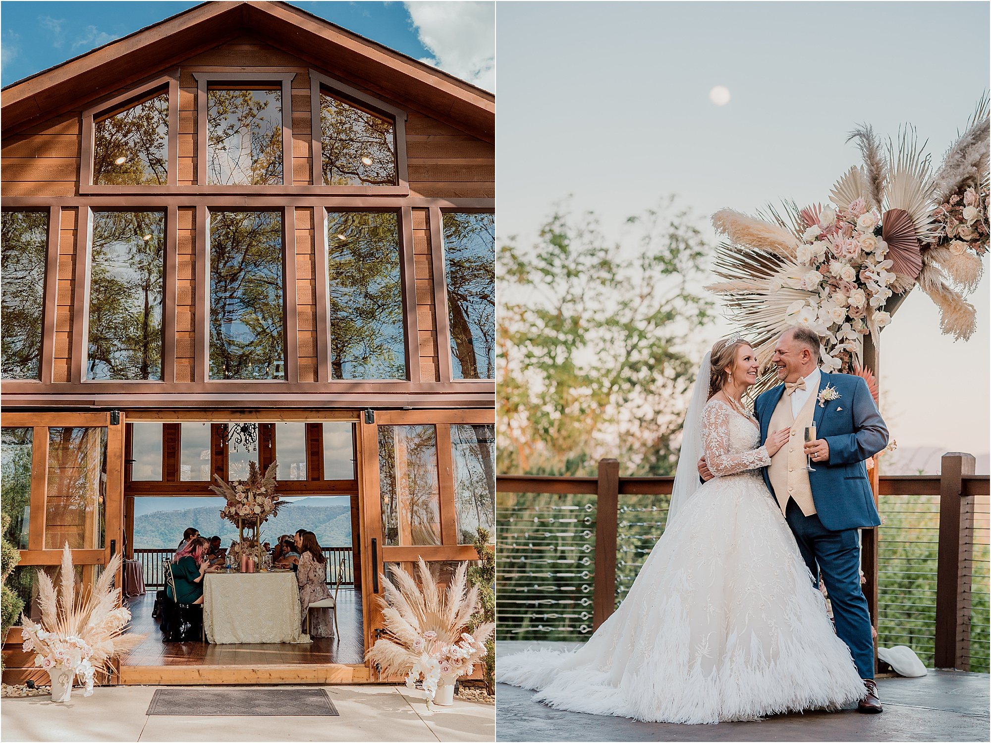 Fairytale Wedding at The Magnolia Venue in Pigeon Forge